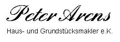 Peter Arens Haus- und Grundstücksmakler e.K.